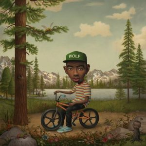 Tyler The Creator - Wolf - Cover
