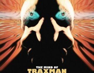 Traxman - Da Mind Of Traxman - Cover