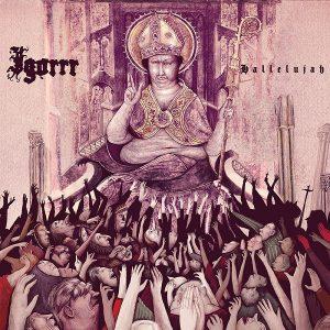 Igorrr - Hallelujah - Cover