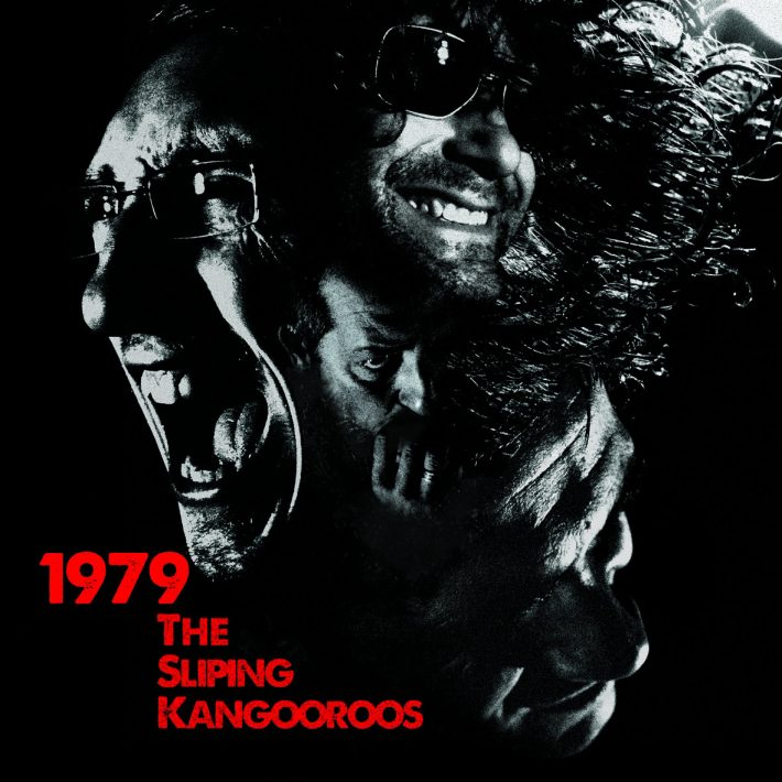 The Sliping Kangooroos - 1979 - Cover