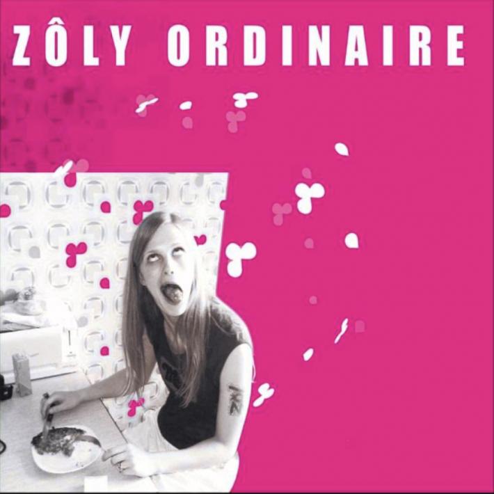 Zôl - Zôly Ordinaire - Cover