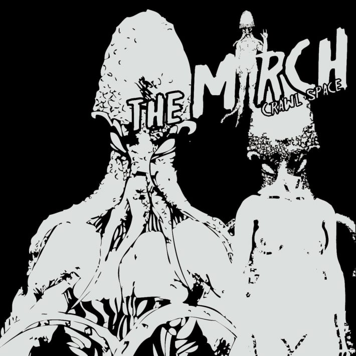 The March - Crawl Space - Cover