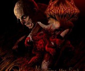 Bloodbath - Nightmares Made Flesh - Cover