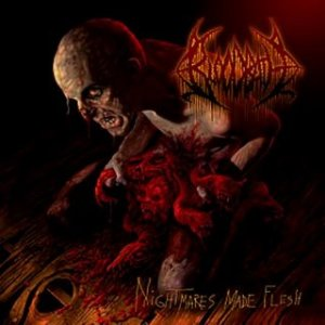 Bloodbath - Nightmares Made Flesh - Cover